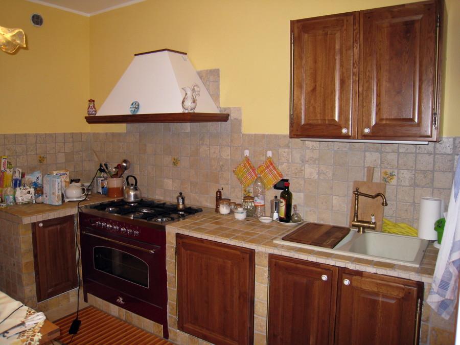 Foto Cucina In Muratura di Bioarchitetture 80709  Habitissimo