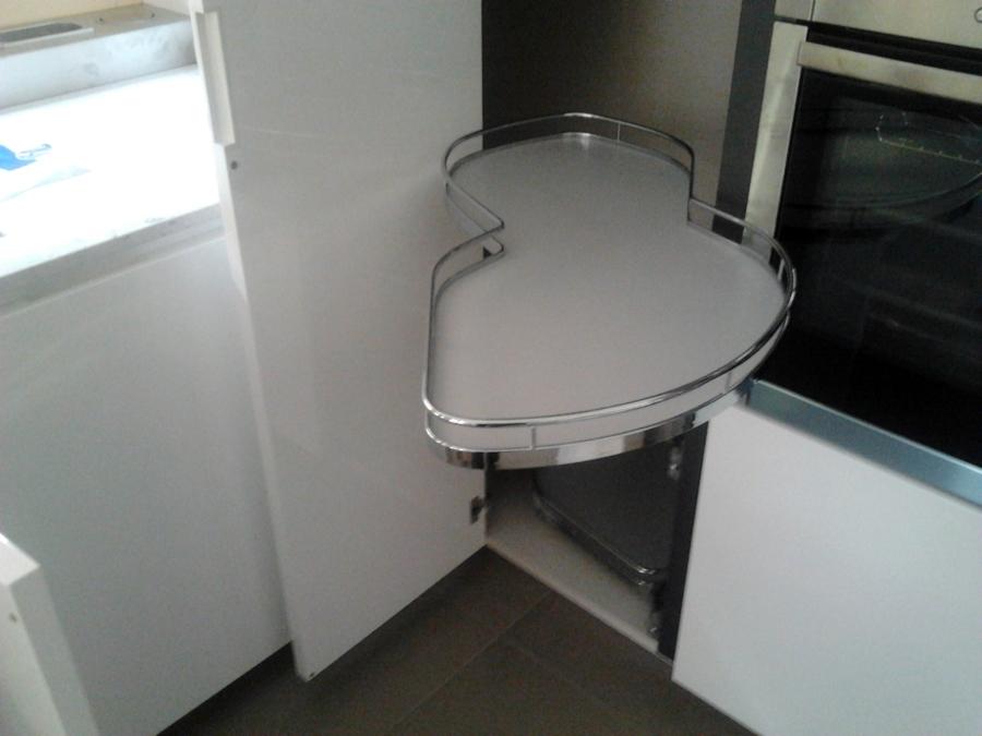 Foto Cucina  Meccanismo Colonna Angolo Estraibile di