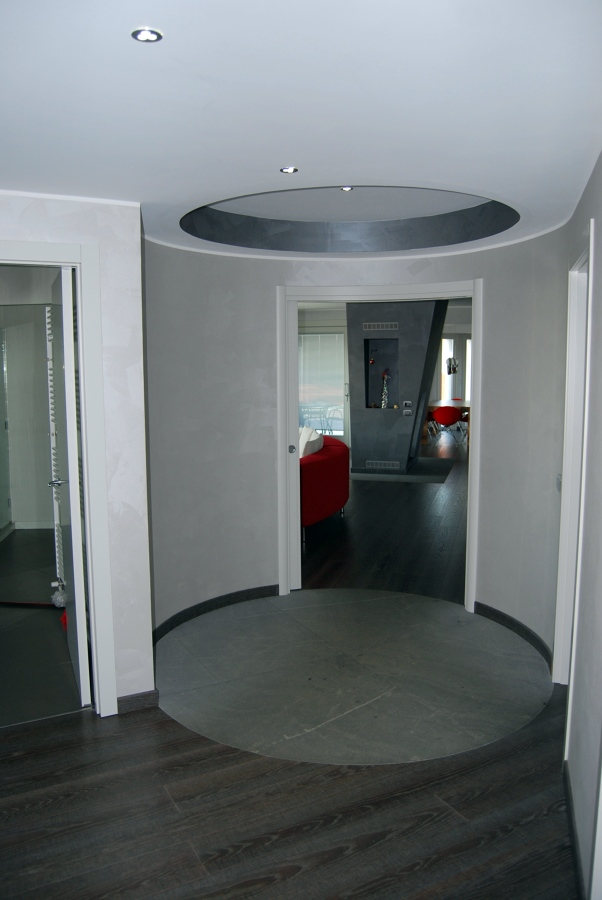 Foto Disimpegno Circolare  Appartamento Bg di Progetti  Arredi 82696  Habitissimo