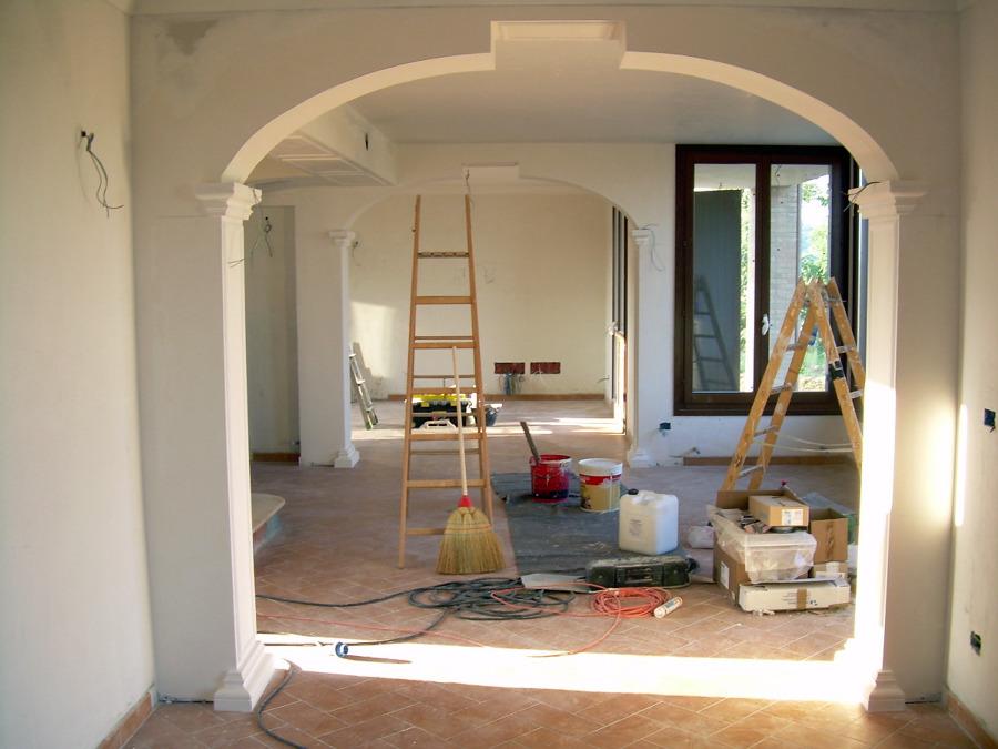 Foto Doppio Arco In Open Space di Decorgessi 45496