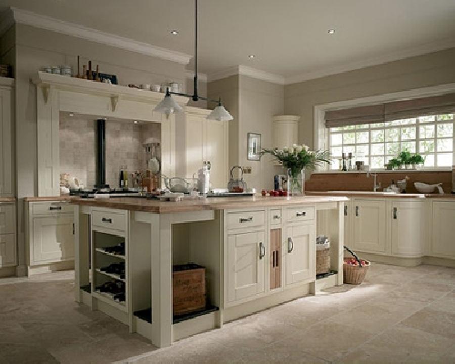 Foto Esempio Cucina Classica Bianca su Misura di