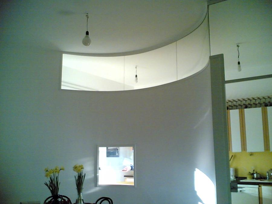 Foto Formazione Pareti Curve con Vetro a Misura di