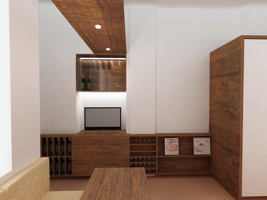 Foto Progettazione Parete Attrezzata Cucina di Matteo Dal Sasso Interior Designer 97575