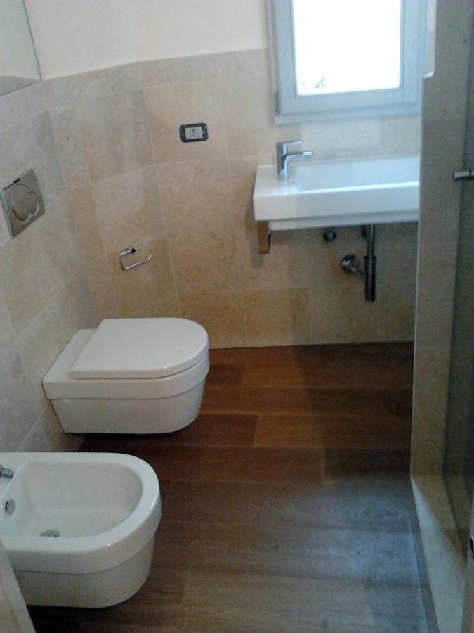 Foto Realizzazione Bagno con Parquet di Multicalor 56459