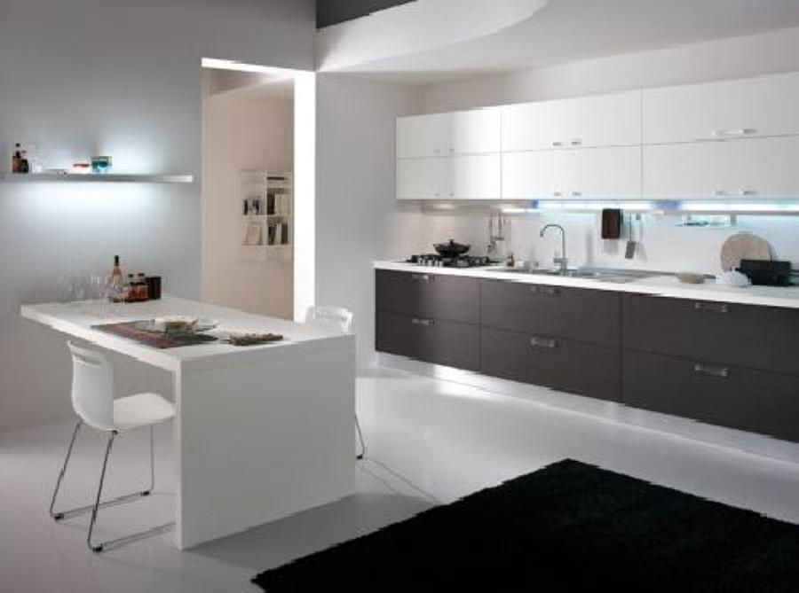 Foto Zona Giorno Moderno Cucine Spar Arreda da Tornello Arredamenti di Tornello Arredamenti