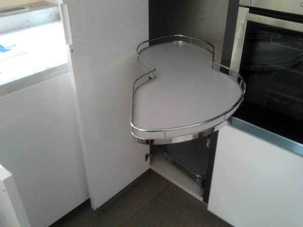 Foto Cucina  Meccanismo Colonna Angolo Estraibile di Life Design 79264  Habitissimo