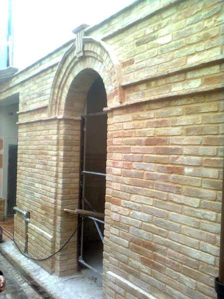 Foto Muratura a Faccia Vista con Mattoni Antichi di Ristrutturazioni Cericola Fabrizio 51385