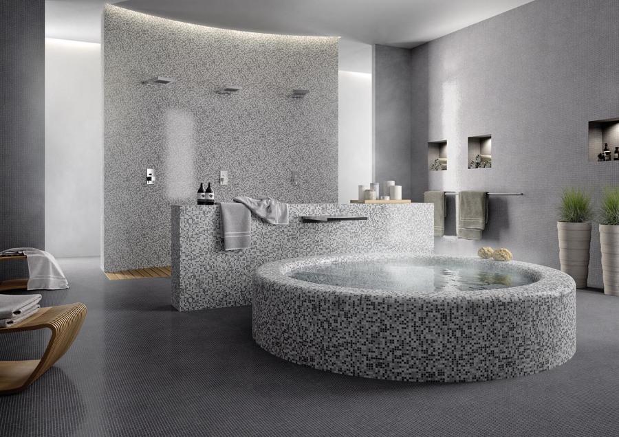 Mosaico Nel Bagno Tutta la Guida Per Arredare un Bagno con Stile  Idee Ristrutturazione Bagni