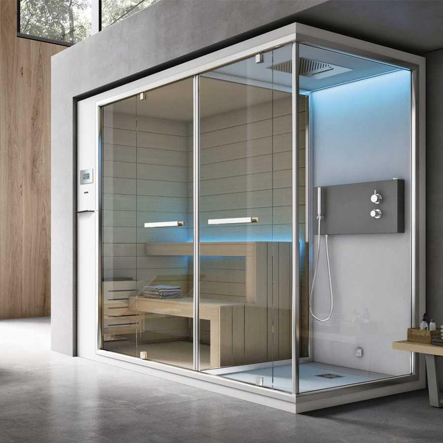 Foto Bagno Turco Sauna Spa Interno di Claudia Loiacono 555604  Habitissimo