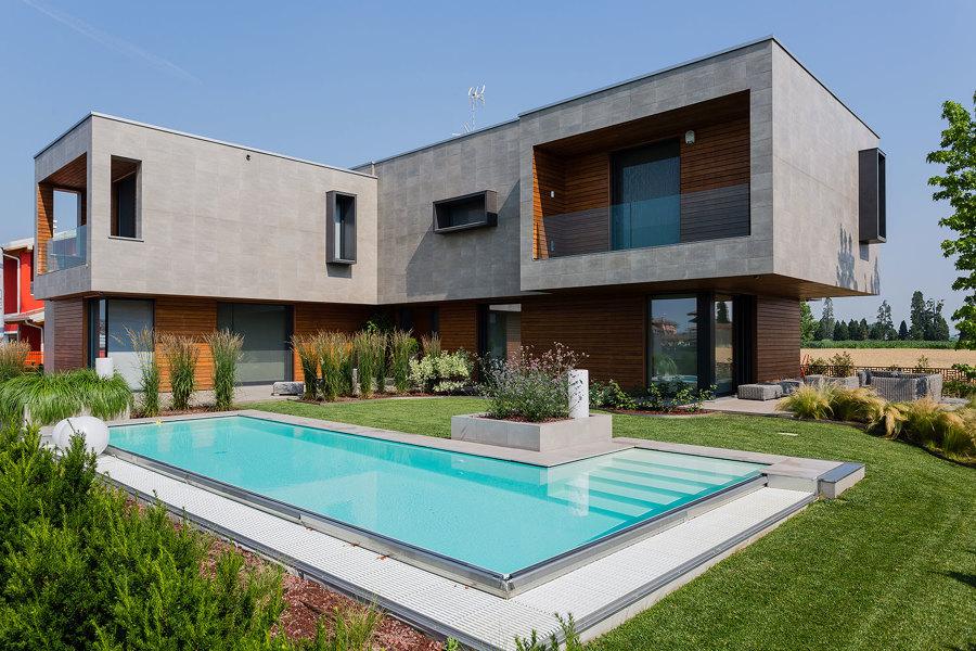 Villa Unifamiliare a Caravaggio bg  Studio Tironi