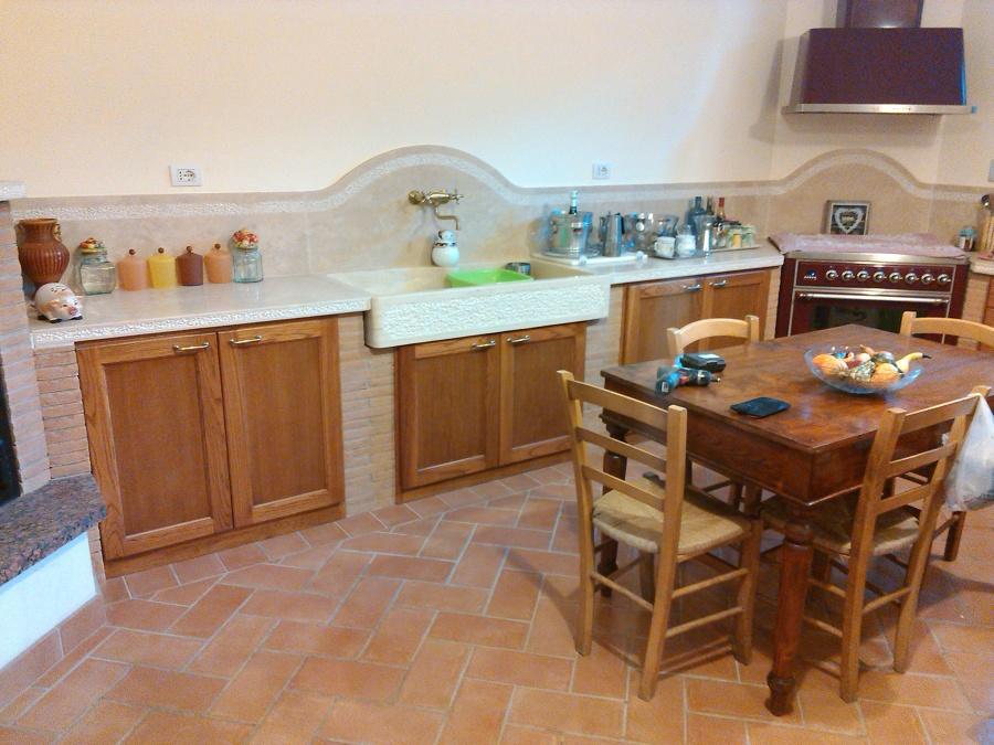 Foto Cucina Rustica di Piero 171365  Habitissimo