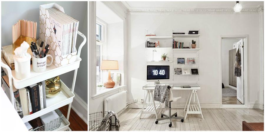 5 Consigli Per Arredare uno Spazio di lavoro In Casa  Idee Interior Designer