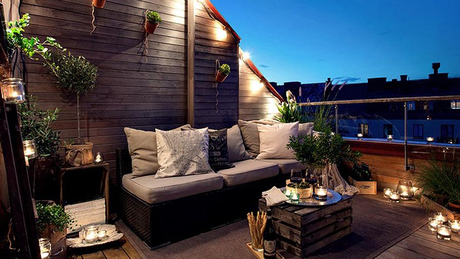 8 Modi Per Illuminare il Tuo Giardino o la Tua Terrazza  Idee Elettricisti