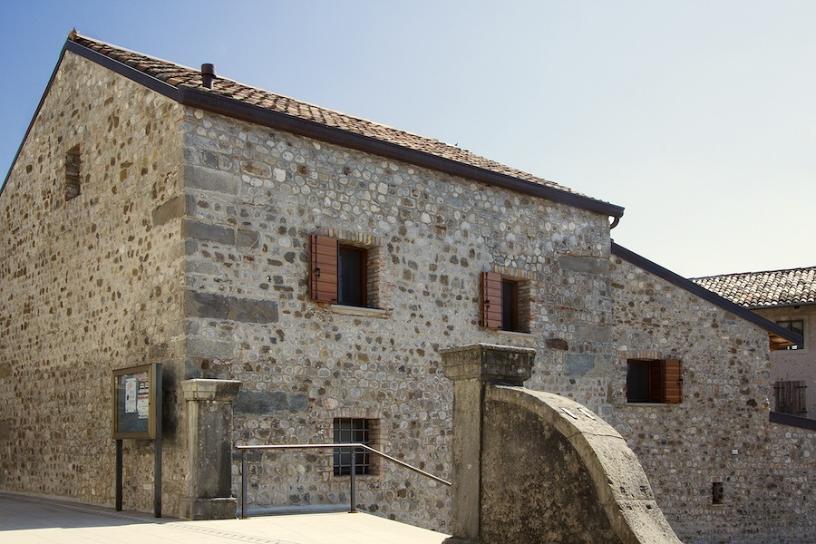 Ristrutturazione di Unantica Canonica In Provincia di Udine  Idee Ristrutturazione Casa