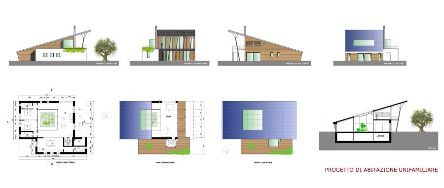 Progetto Rendering Casa a Rivarolo Canavese to  Idee
