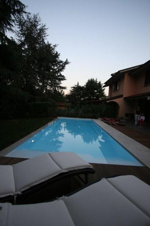 Foto Piscina Privata di Sandra Marchesi Architetto 439990  Habitissimo