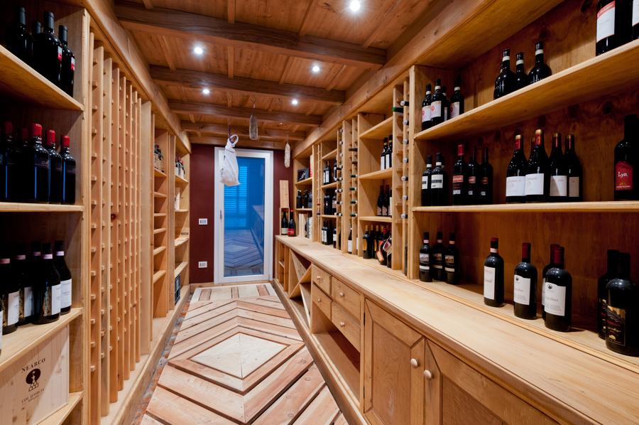 Foto Progetto e Realizzazione Cantina Vini di Vergalli