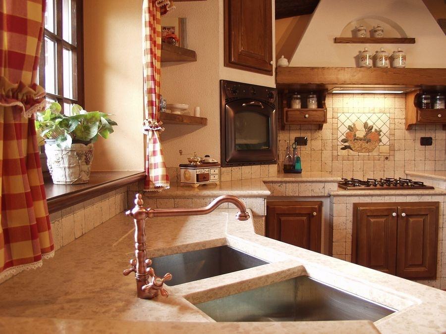 Foto Rivestimento Cucina In Pietra Djstria di Zanco Marmi Di Zanco Vladimiro E Silvano Snc