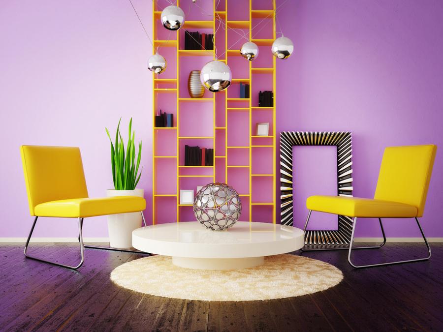 Il Giallo un Colore Caldo e Solare  Idee Interior Designer