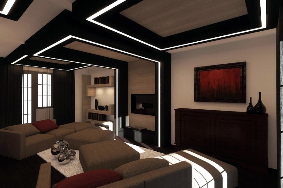 Illuminazione Soggiorno Moderno : Illuminazione soggiorno moderno illuminazione soggiorno moderno