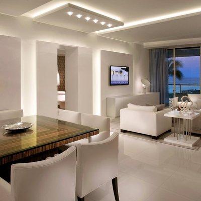 Ispirato Illuminazione Soggiorno Cucina Art – design per la casa