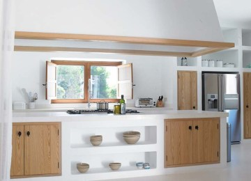 Ante In Legno Per Cucine In Muratura Cucina In Legno Noce