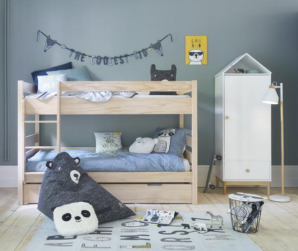 Scopri le novità per il soggiorno, camera da letto, bagno, cucina e cameretta. Foto Cameretta Bambini Maisons Du Monde Di Rossella Cristofaro 851919 Habitissimo