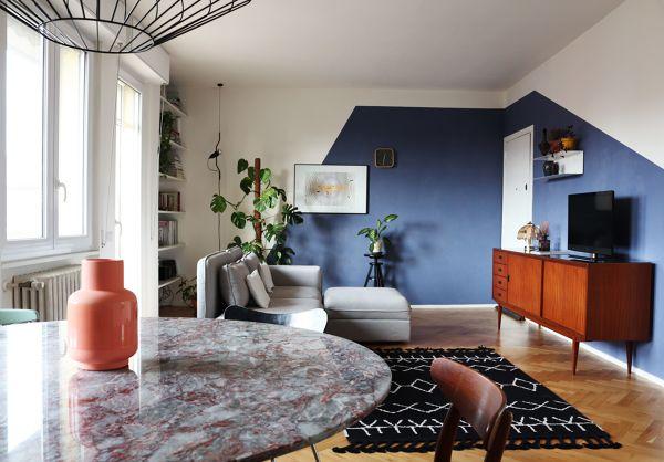 Il metodo più efficace per dipingere le pareti di un piccolo soggiorno è scegliere una. Foto Idee Per Dipingere Il Salotto Di Rossella Cristofaro 851344 Habitissimo