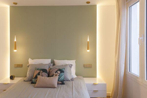 camera da letto verde in diversi stili. Foto Parete Verde Camera Da Letto Di Rossella Cristofaro 765261 Habitissimo
