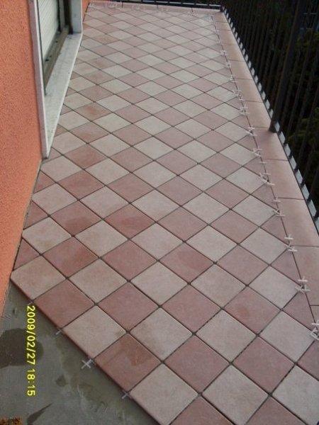 Foto Pavimento Terrazzo Esterno di Impresa Edile Tollardo Gianluca 473245  Habitissimo