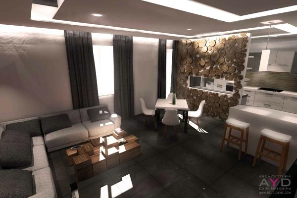 Foto Progettazione Interni Casa Studio Ayd Torino di