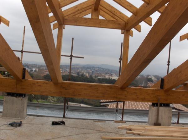 Foto Struttura Dellabbaino di Studio di Architettura AM