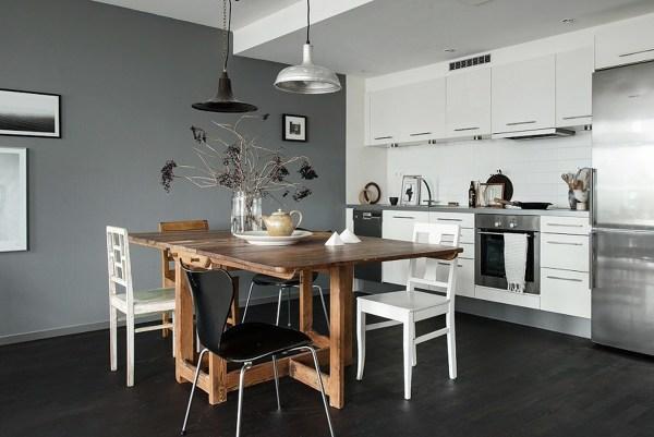 Idee per dipingere le pareti della cucina. Posso Rifinire Le Pareti Della Cucina Con La Cera Habitissimo