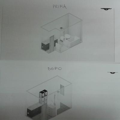 Ristrutturare bagno di 8 mq  Cassina savina Monza e della Brianza  habitissimo