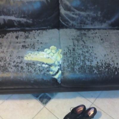 Rivestire un divano in ecopelle  Torino Torino  Habitissimo