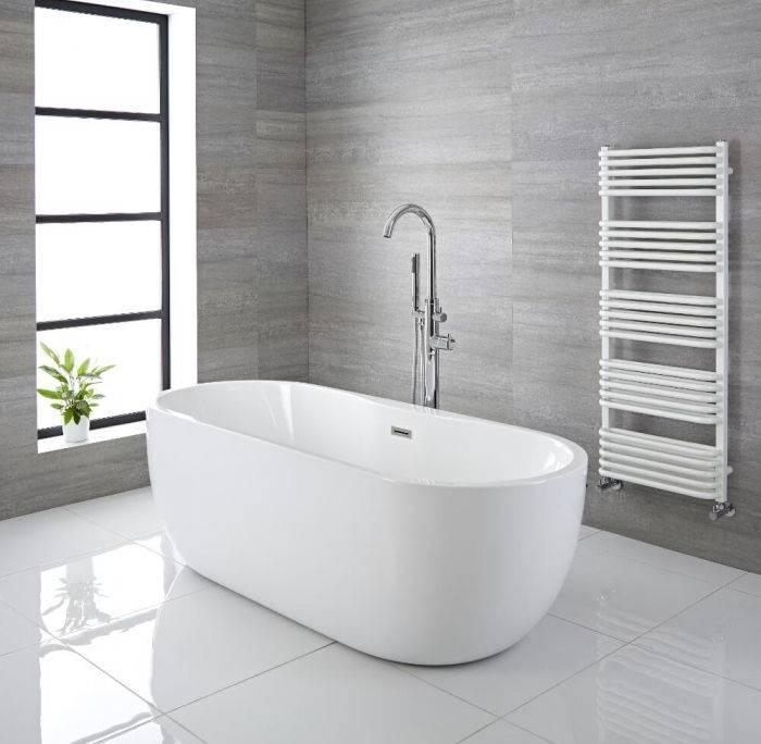 Come scegliere la vasca da bagno perfetta  Hudson Reed