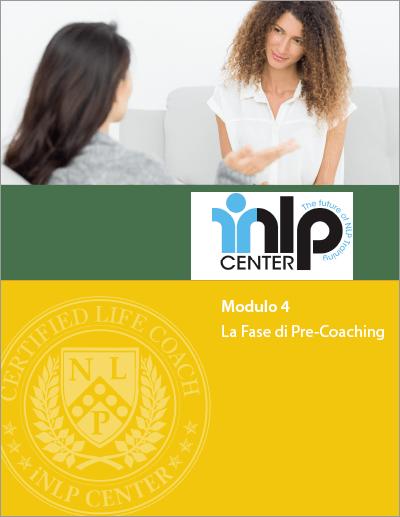 Formazione Life Coaching Modulo 4