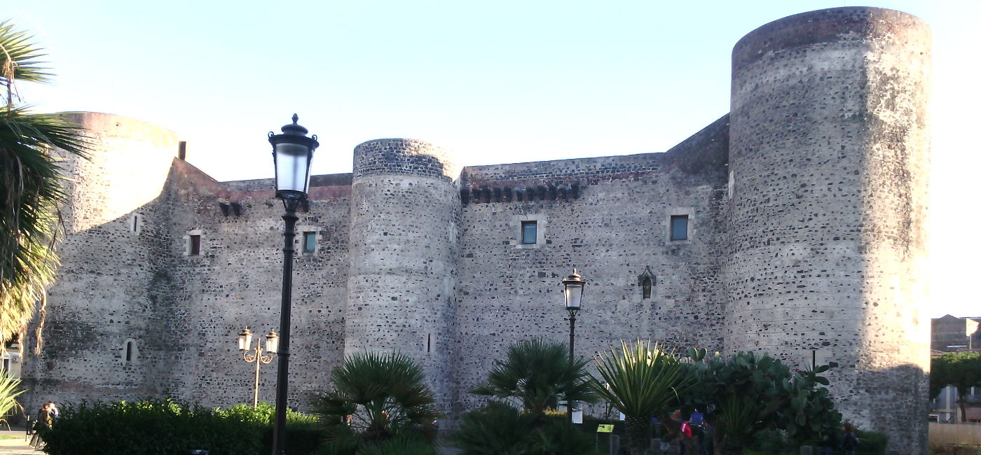 catania-ursino-castle