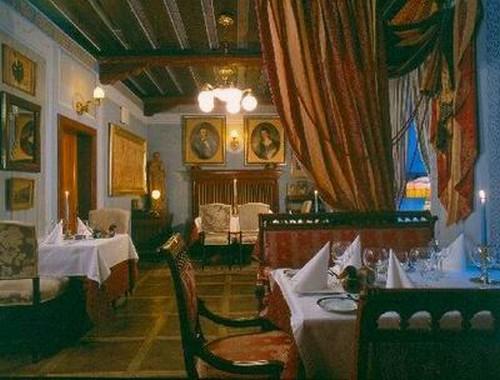 Ristoranti di Praga con la Cucina Ceca  Marys