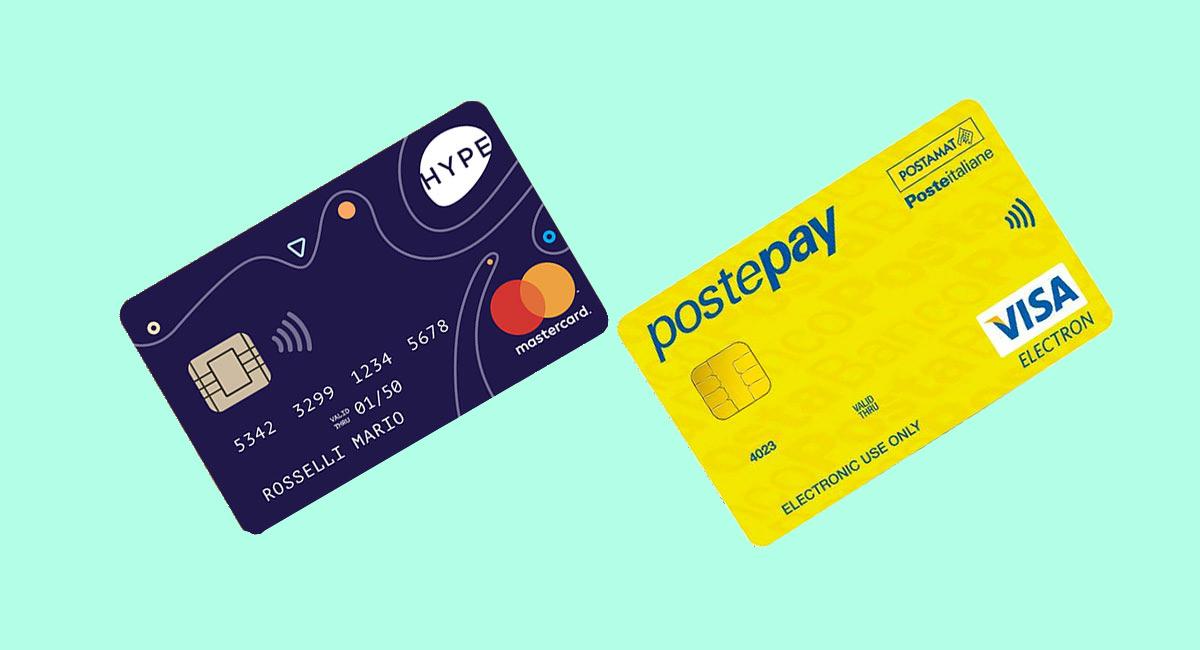 Postepay Vs Hype Qual è La Migliore Prepagata In Italia
