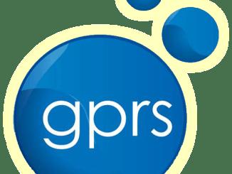 Параметры соединения с сетью GPRS