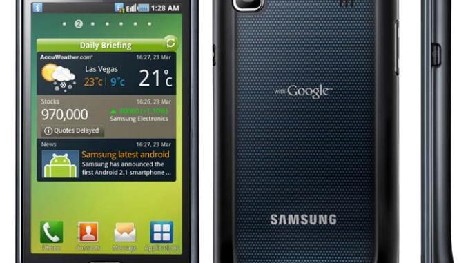 Samsung galaxy S GT I9000