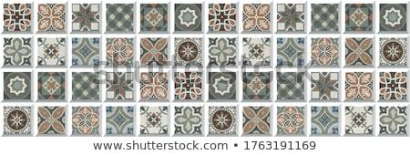 Mosaico  piastrelle  bagno  sfondo  texture  vetro  foto darchivio  Gunnar Pippel