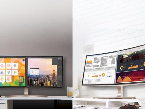 LG monitorius ultrawide