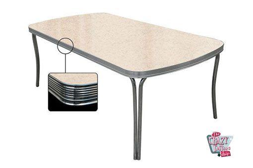 tavolo americano Retro Diner TO28 Thecrazyfiftieses