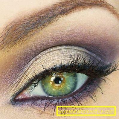 Trucco Da Sposa Per Gli Occhi Verdi Rivista Femminile