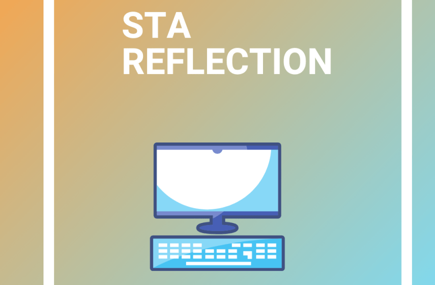STA Reflection