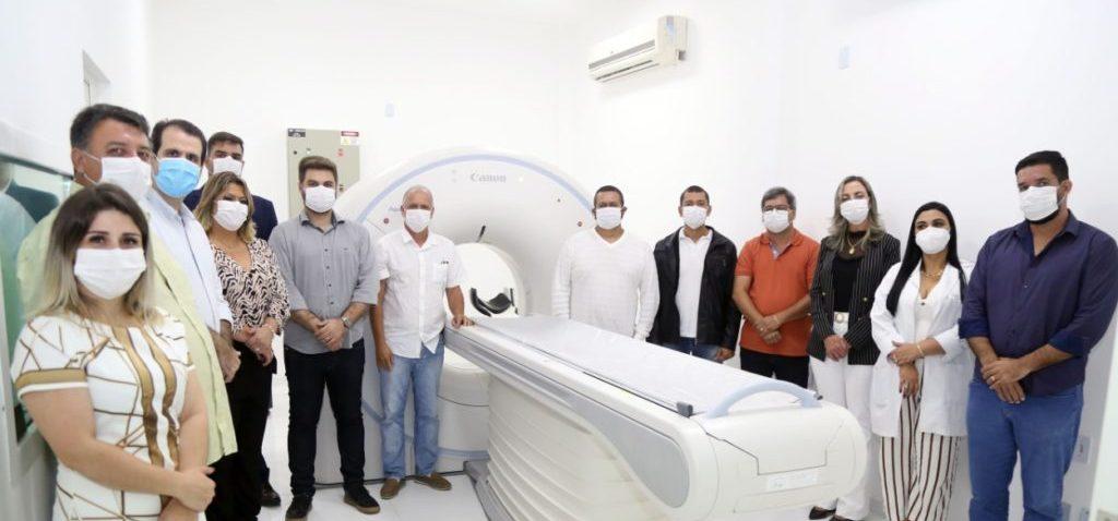 Vídeo-Confira os avanços registrados no Hospital Municipal Manoel Carola na gestão da prefeita Francimara.