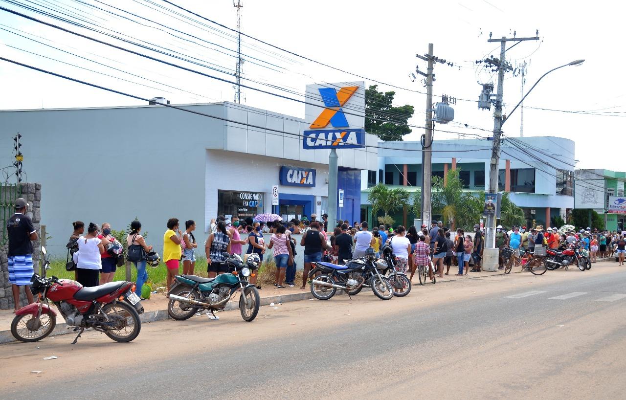 Auxílio Emergencial: Caixa libera saques de parcelas para 7,4 milhões de beneficiários neste sábado