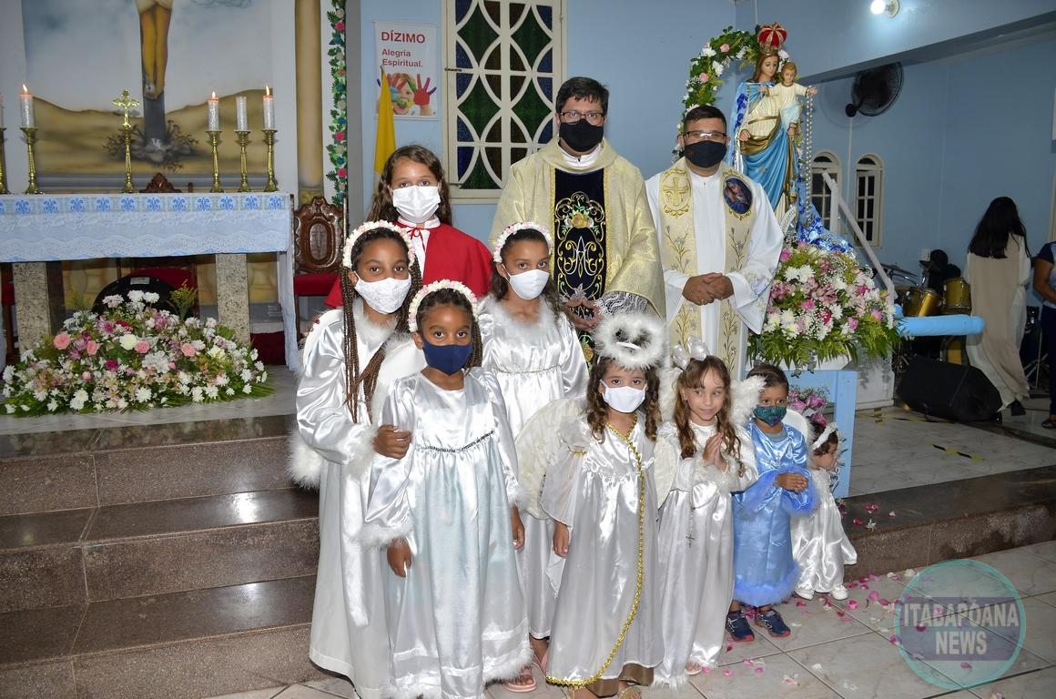 Guaxindiba celebra Nossa Senhora dos Navegantes